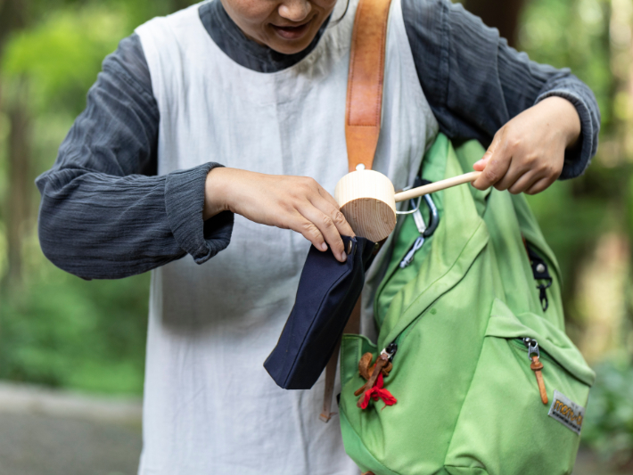 , Personal 'hishaku' ladles keep traditions alive,