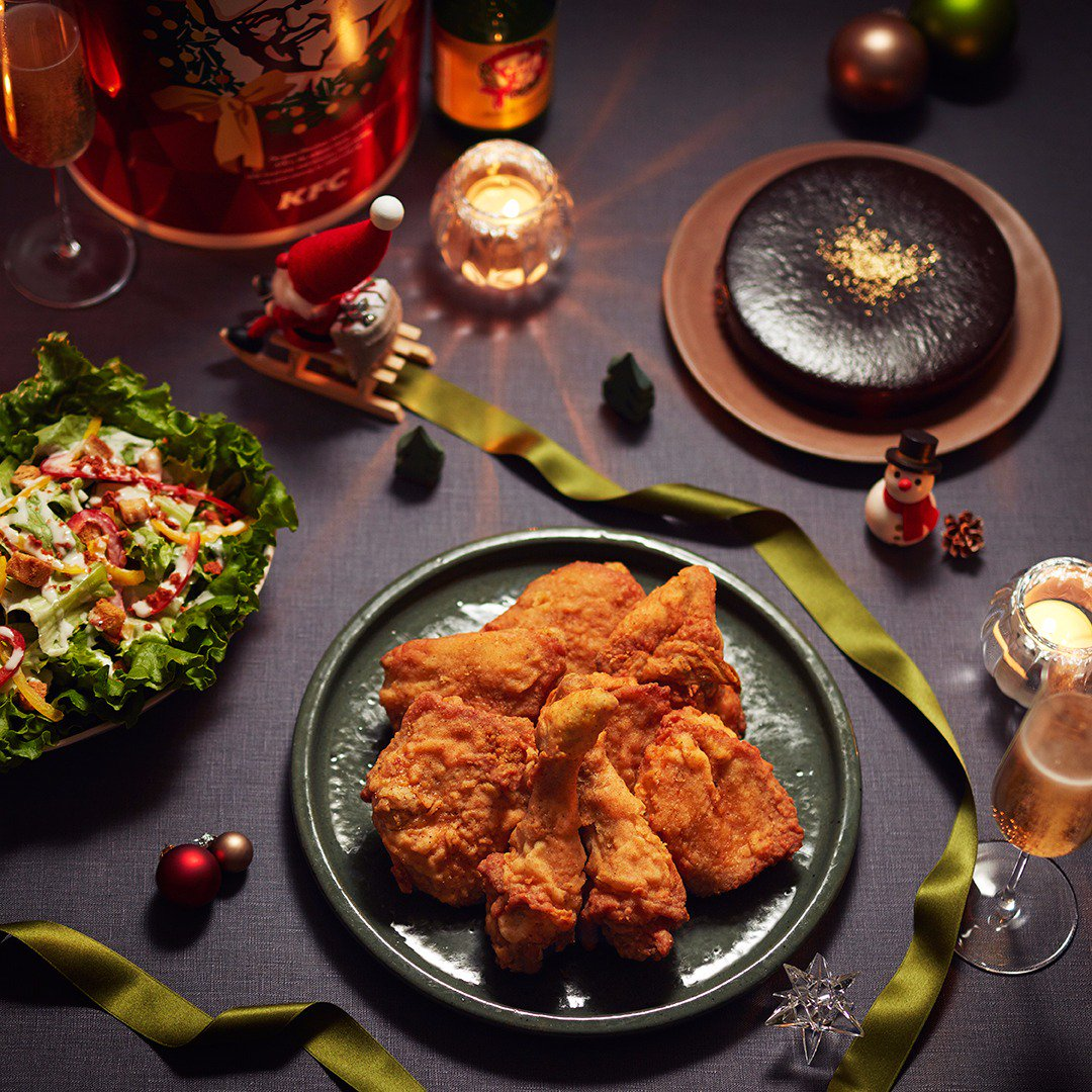 Kfc Japan Christmas.Kfc Japan Says It Earned Y6 Billion Over Christmas Weekend