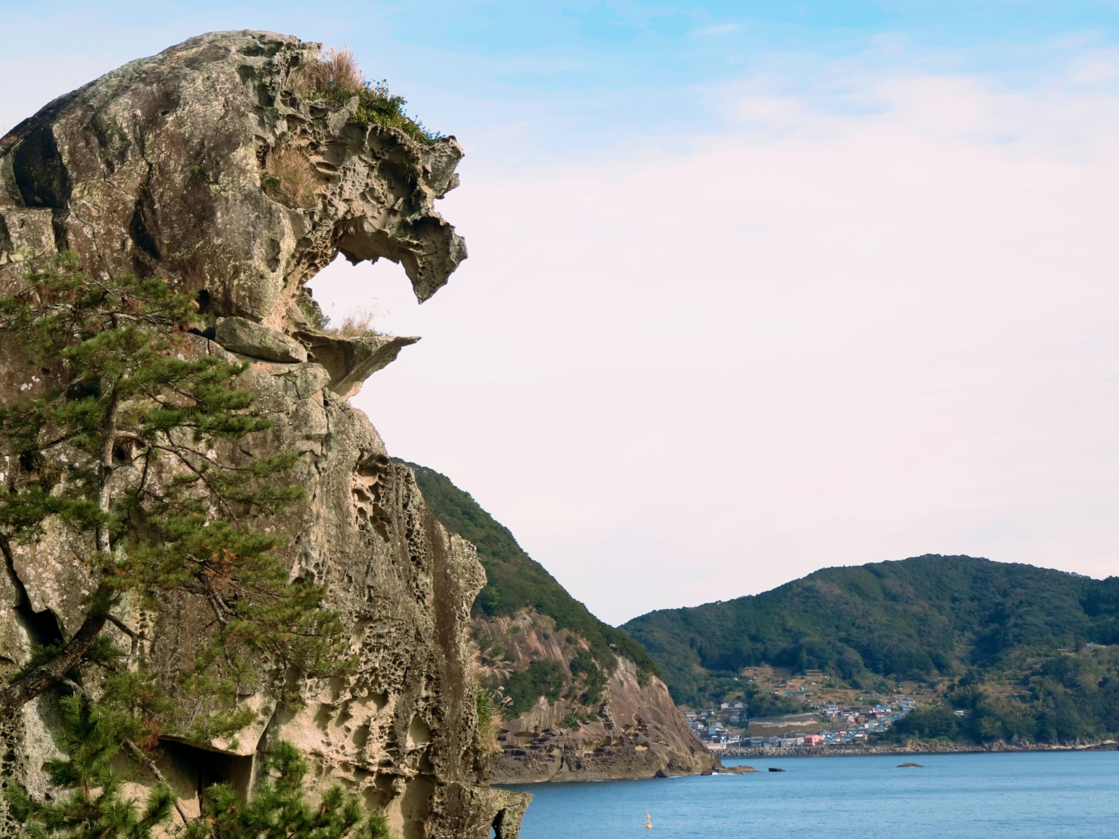 Shishi Iwa Lion Rock Kumano Kodo Iseji Route.jpg