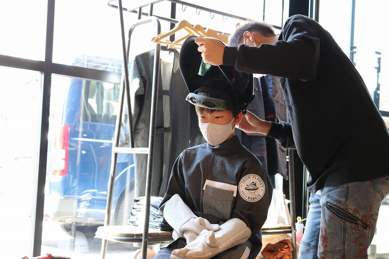 Empresa japonesa abre ¨Parque temático de soldagem¨ Japão