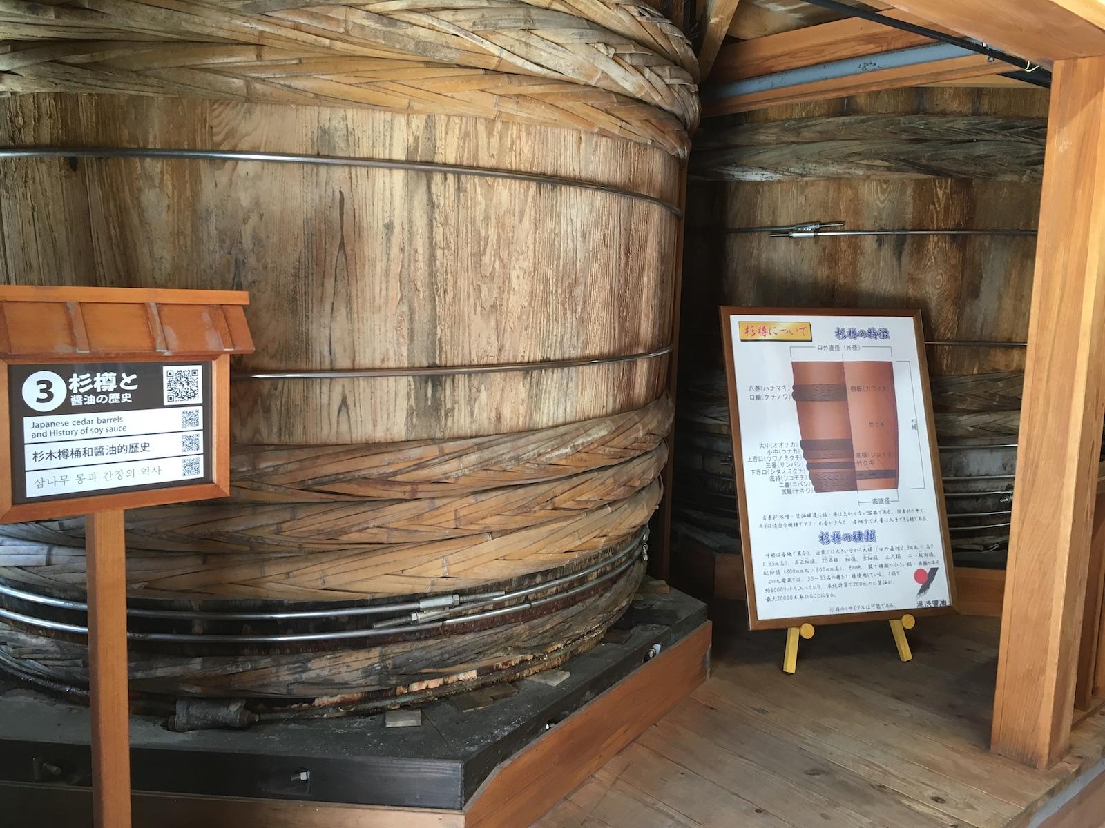 Yuasa-wooden barrels.jpg
