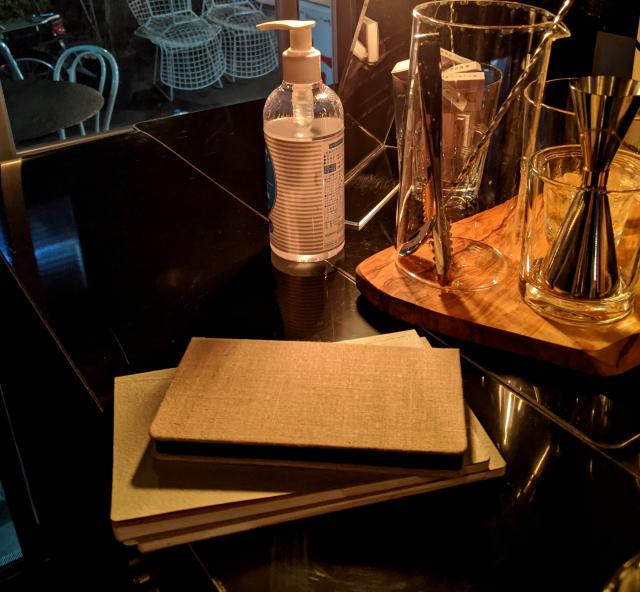 Japan-bars-Tokyo-travel-Dekamelon-Decameron-no-talking-paper-writing-book-cafe-unusual-review-ranking-photos-news-5.jpg
