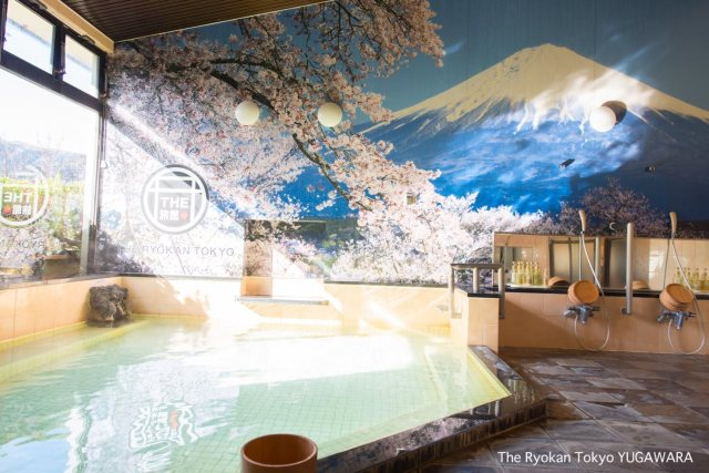 Ryokan Tokyo Yugawara offers a unique writer's retreat with a luxurious onsen