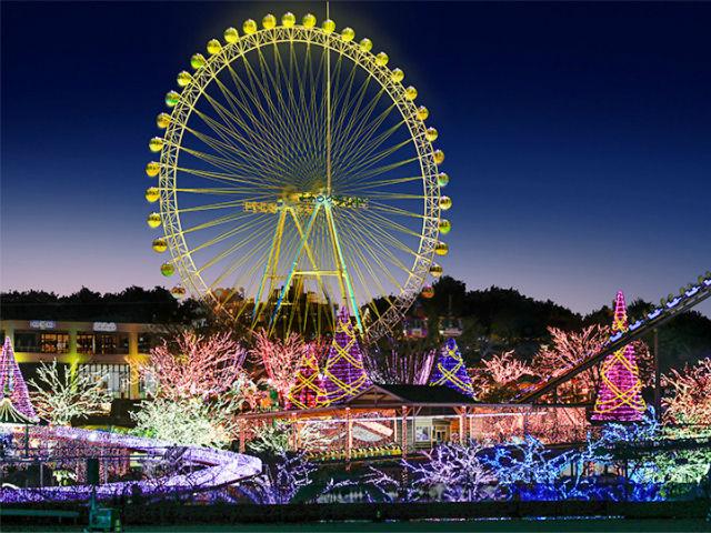 &nbspJewellumination- winter illumination na sini-celebrate ang mga buwan ng taon