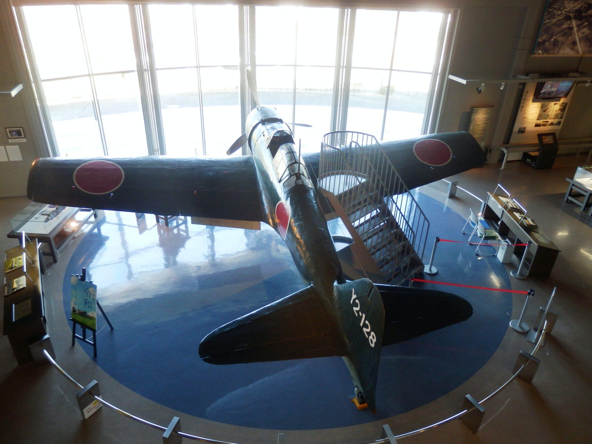 2-Mitsubishi-Zero-airplane-used-for-kamikaze-attacks-at-the-Chikuzenmachi-Tachiarai-Peace-Memorial-Museum-2048x1536.jpg