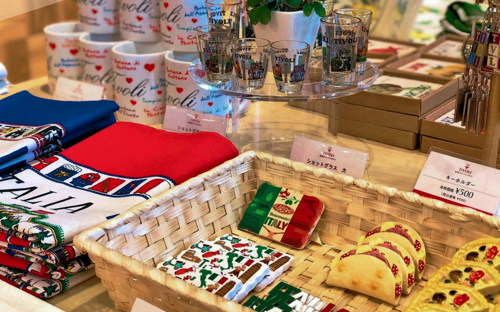 Tivoli Italian-themed goods.jpg