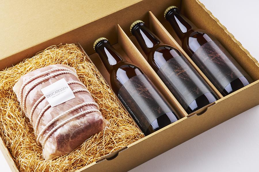 Park Brewery and Red Pork Ham Set.jpg